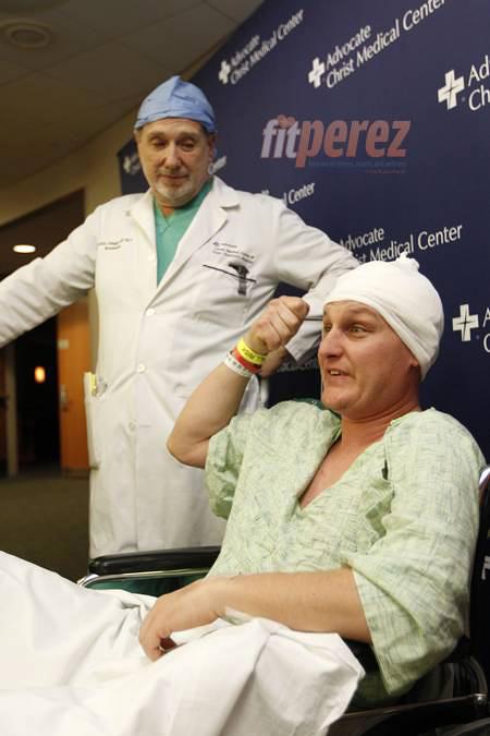 nail brain  oPt Американец не заметил, что забил себе в голову гвоздь
