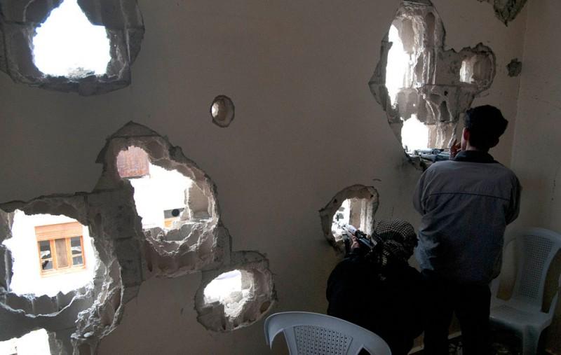 Беспорядки вСирии