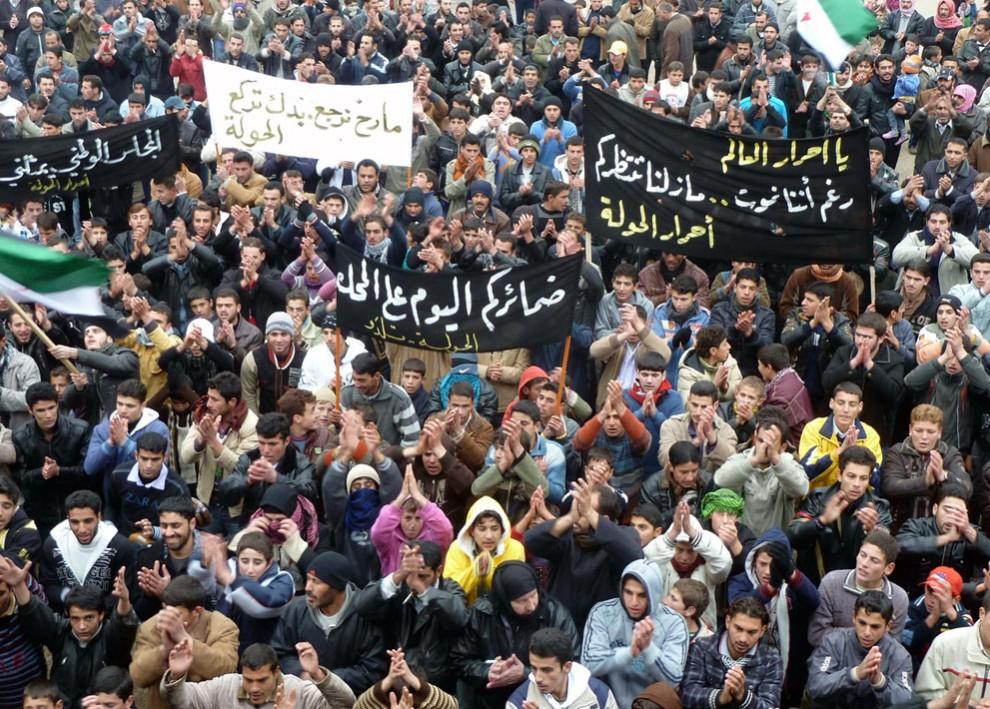 s s03 RTR2VZNX 990x709 Беспорядки в Сирии