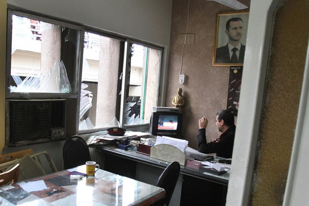 s s20 06116409 990x662 Беспорядки в Сирии