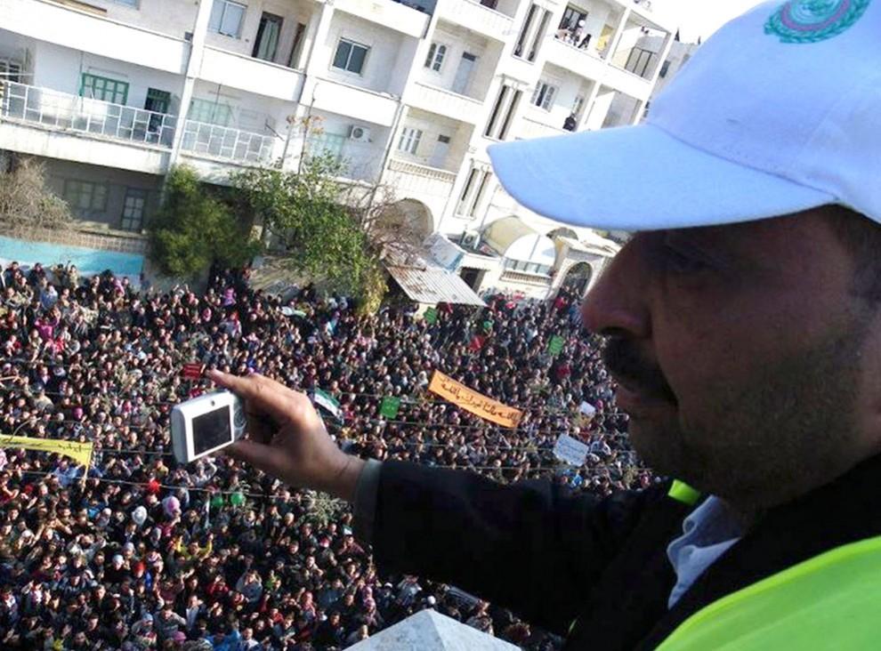 s s35 RTR2VRD1 990x732 Беспорядки в Сирии