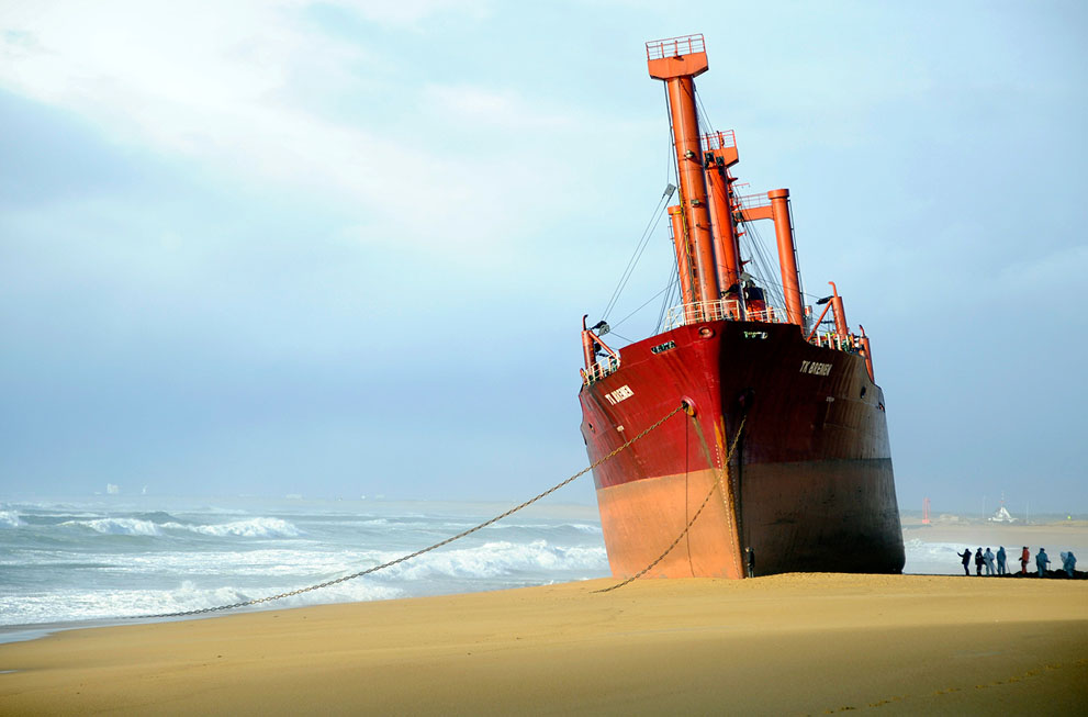 s t01 36014290 Демонтаж судна ТК Bremen