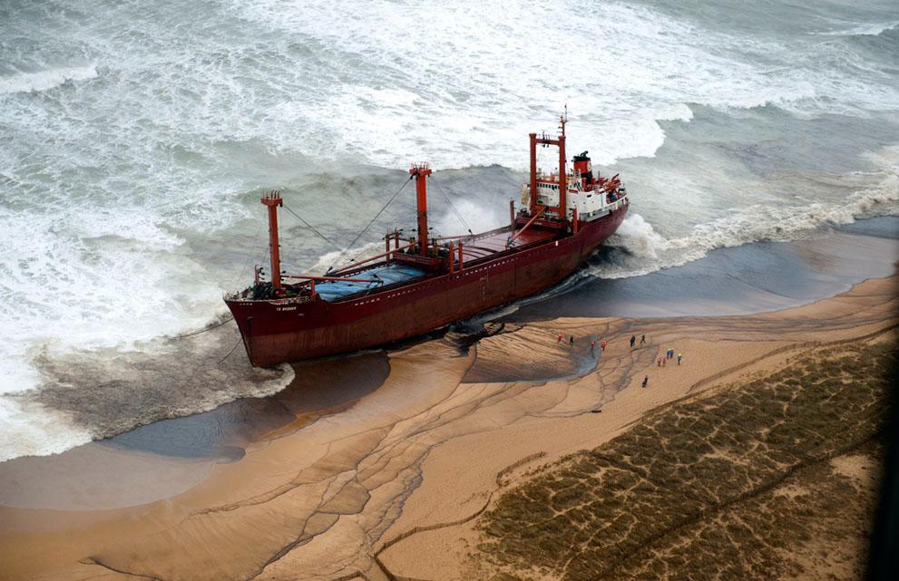 s t07 36085718 Демонтаж судна ТК Bremen