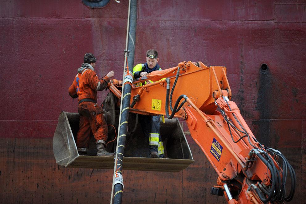 s t14 36082365 Демонтаж судна ТК Bremen