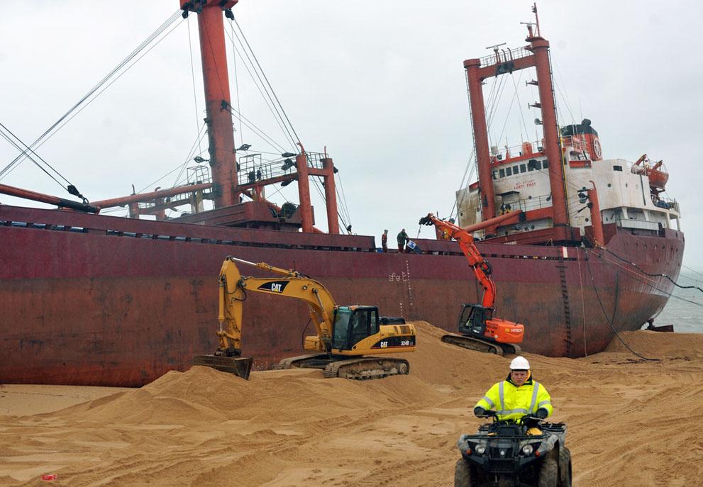 s t15 36082413 Демонтаж судна ТК Bremen