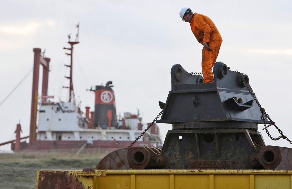 s t17 10605255 Демонтаж судна ТК Bremen
