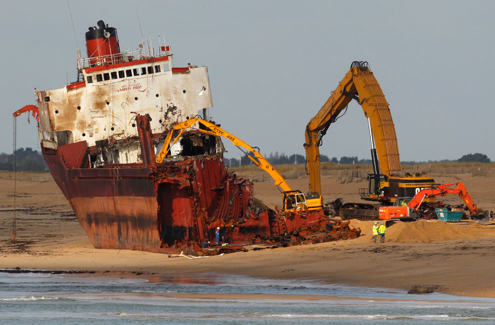 s t23 RTR2W8GR Демонтаж судна ТК Bremen