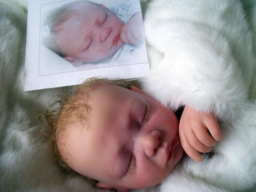 000 0095 Почти живые: удивительно реалистичные куклы реборн