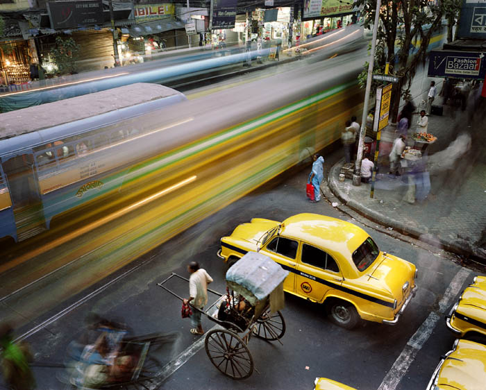 001.Work in Progress Calcutta World Press Photo Award 2011 Суматоха больших городов в фотопроекте Metropolis