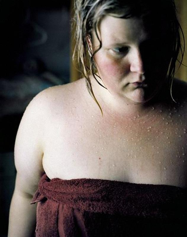 001 Фотограф Джен Дэвис: История человека, запертого в своем теле