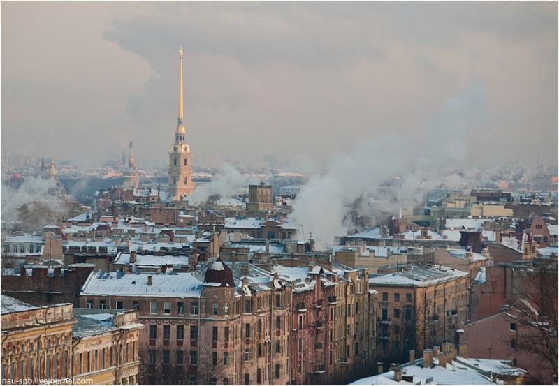 00115 800x553 Зимний Петербург