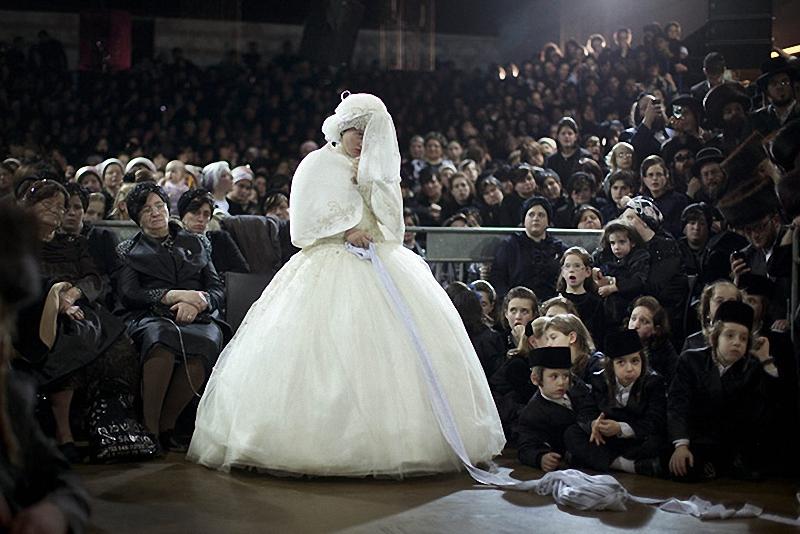 00122 Свадьба еврейских ортодоксов