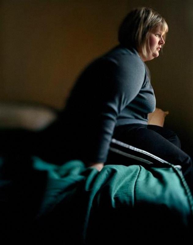 002 Фотограф Джен Дэвис: История человека, запертого в своем теле