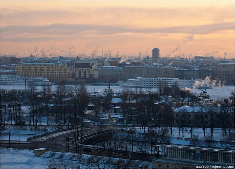 00215 800x576 Зимний Петербург
