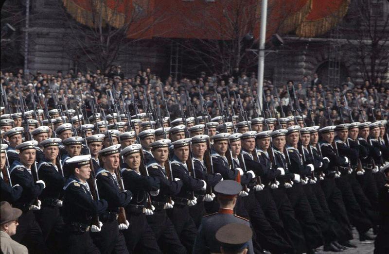 00219 23 февраля   День Советской Армии и Военно Морского флота