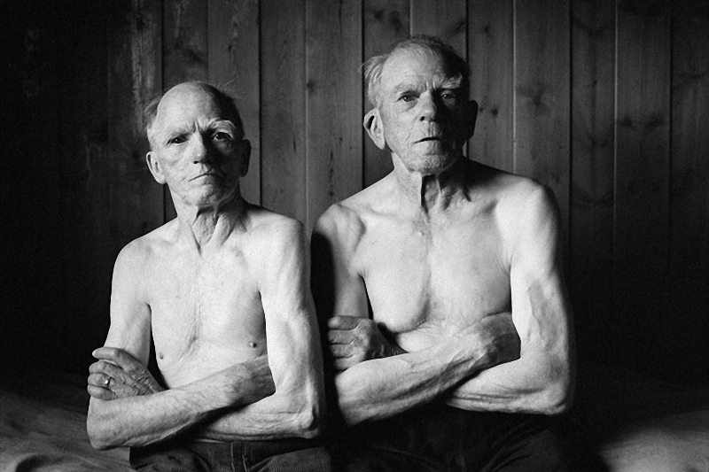 00311 Братья. Фотограф Элин Хойланд