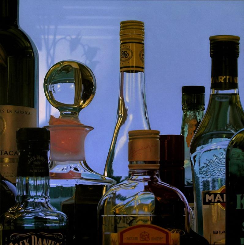00413 Гиперреалистичные картины Джейсона де Граафа