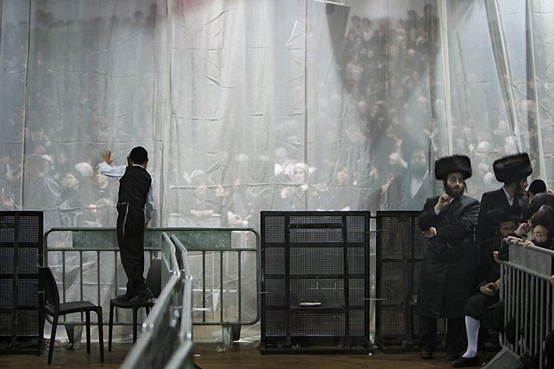 00422 Свадьба еврейских ортодоксов