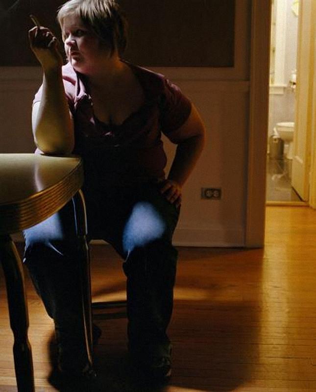 005 Фотограф Джен Дэвис: История человека, запертого в своем теле