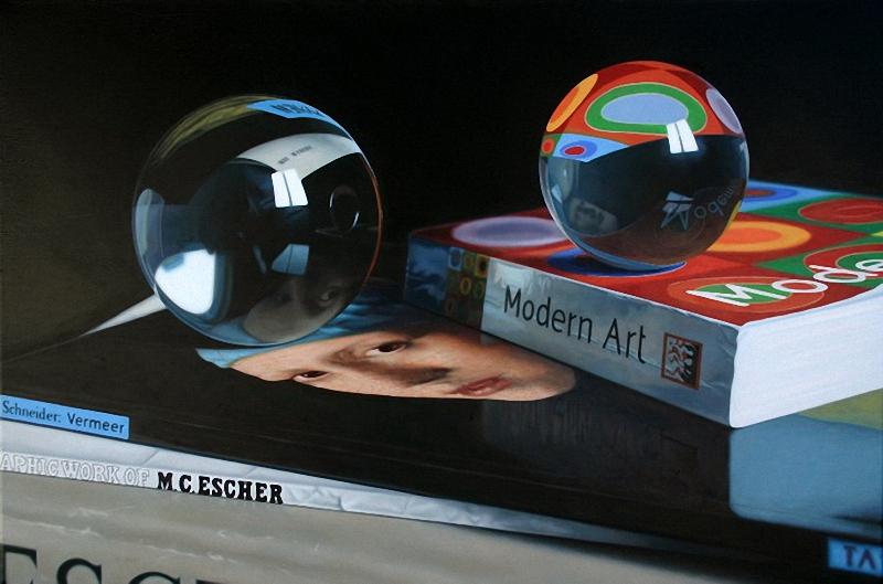 00512 Гиперреалистичные картины Джейсона де Граафа