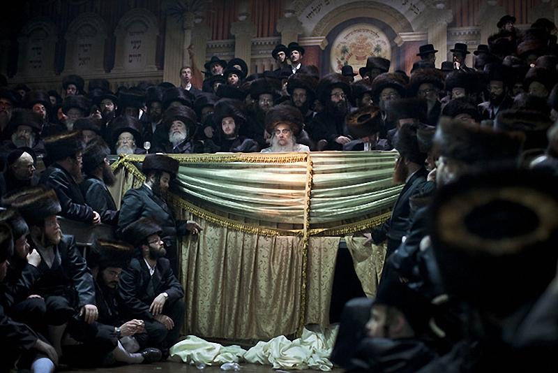 00521 Свадьба еврейских ортодоксов