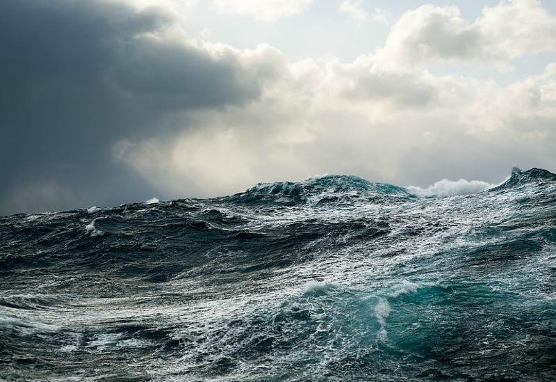 00524 Кори Арнолд. Добыча краба, трески и палтуса в Беринговом море