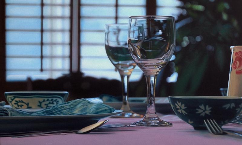 00612 Гиперреалистичные картины Джейсона де Граафа