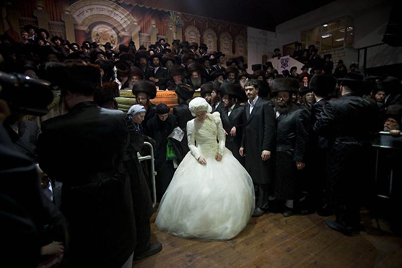 00620 Свадьба еврейских ортодоксов