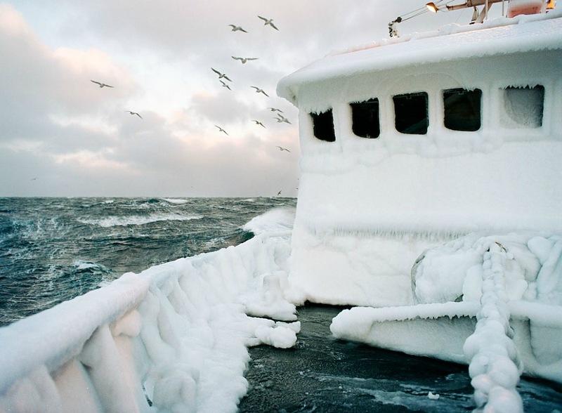 00623 Кори Арнолд. Добыча краба, трески и палтуса в Беринговом море