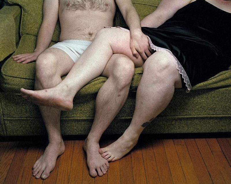 007 Фотограф Джен Дэвис: История человека, запертого в своем теле