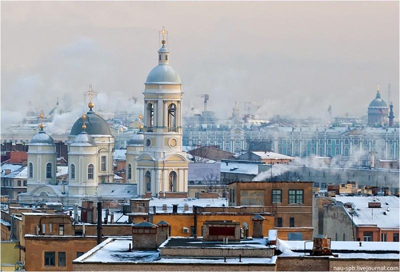 00713 800x543 Зимний Петербург