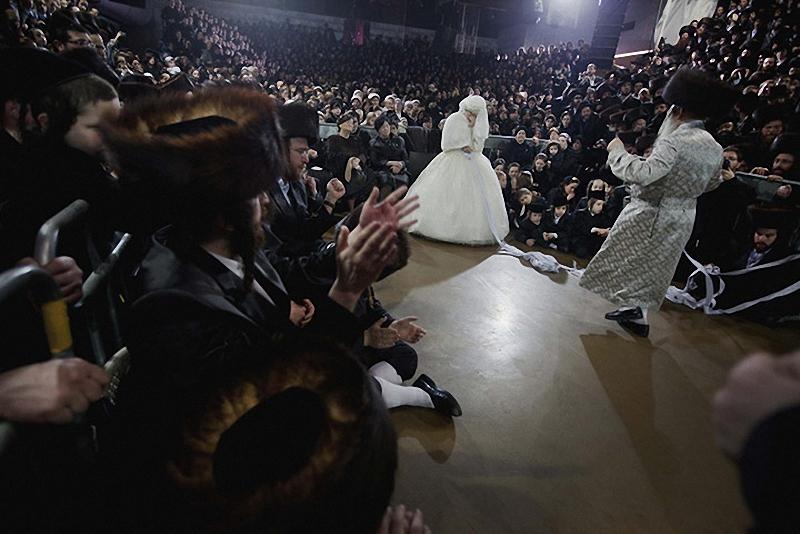 00720 Свадьба еврейских ортодоксов