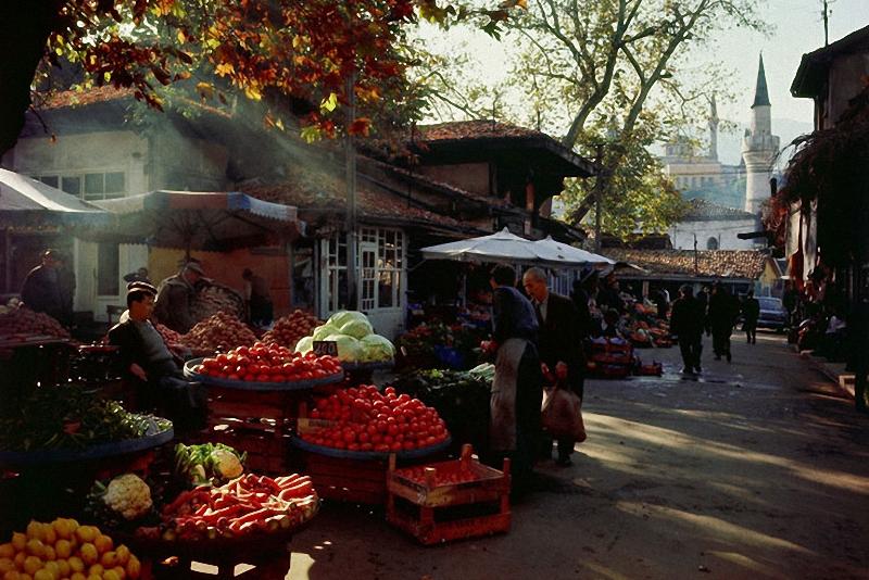 0074 Стамбул в цвете: Фотограф Ара Гюлер