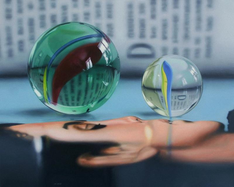 00811 Гиперреалистичные картины Джейсона де Граафа