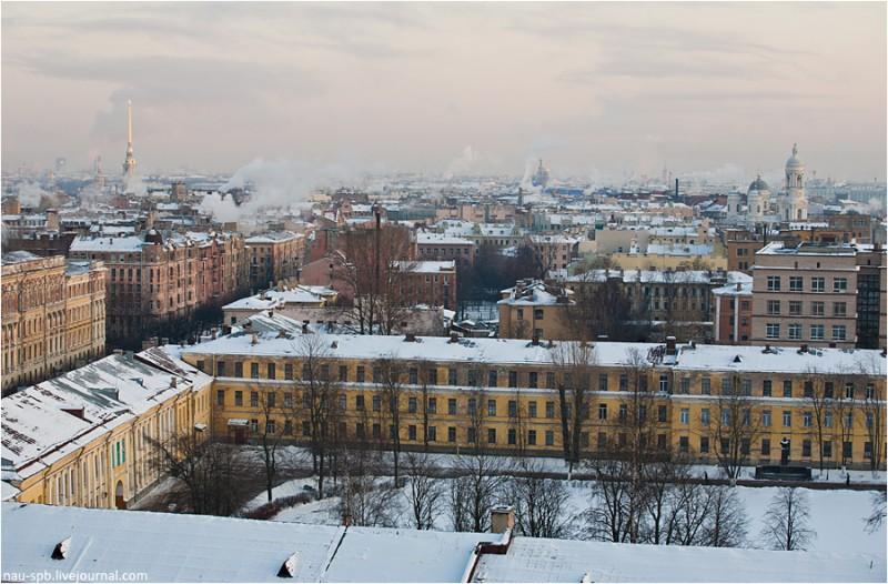 00812 800x526 Зимний Петербург