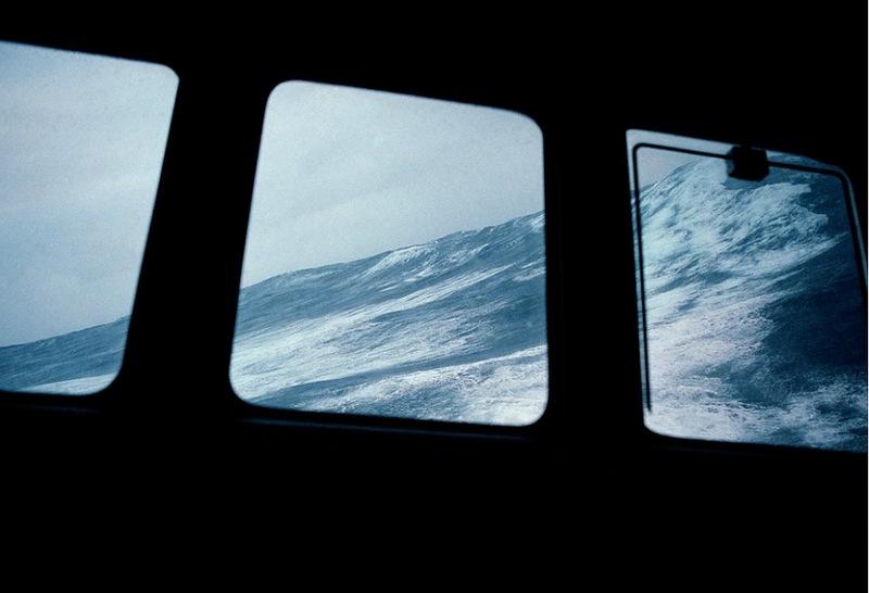 00822 Кори Арнолд. Добыча краба, трески ипалтуса вБеринговом море
