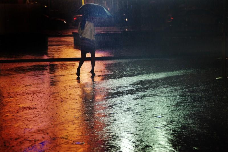 Шум дождя фотограф кристоф жакро