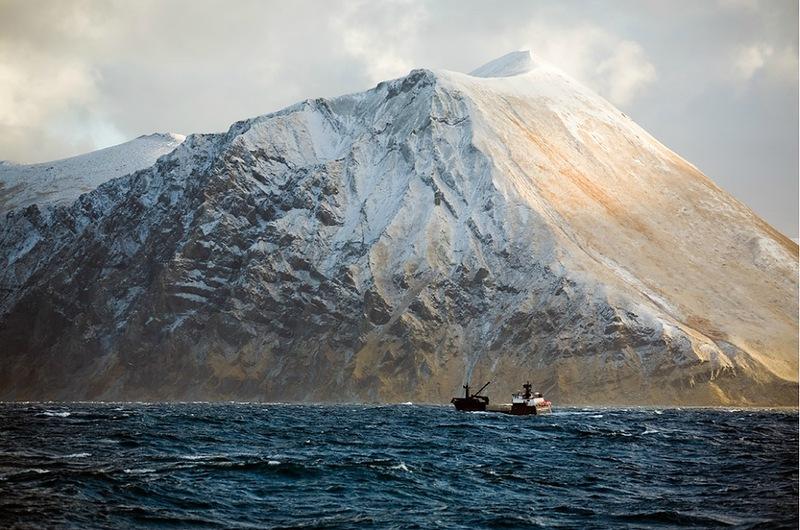 01022 Кори Арнолд. Добыча краба, трески и палтуса в Беринговом море