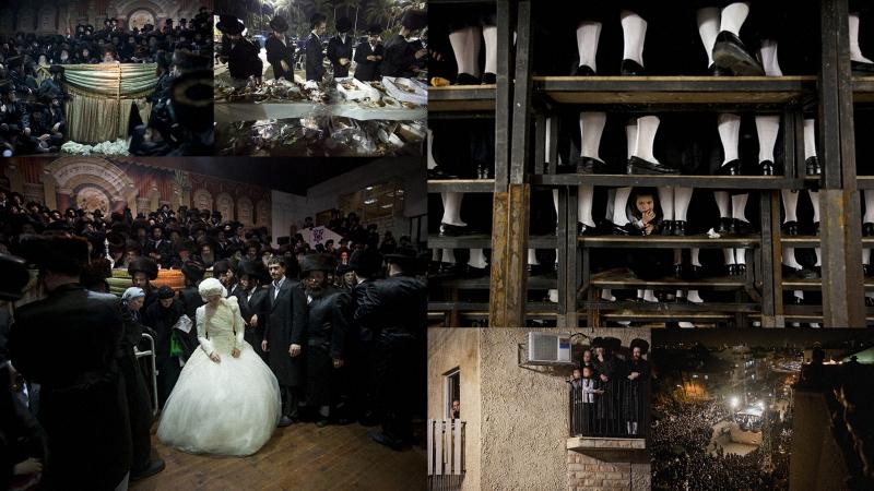 01120 Свадьба еврейских ортодоксов