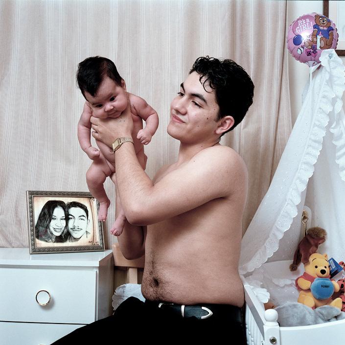 0115 Юные отцы со своими детьми