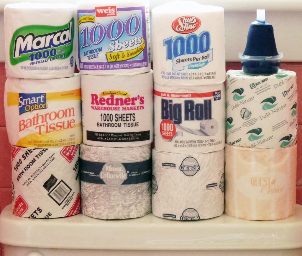 0130 10 фактов о туалетной бумаге