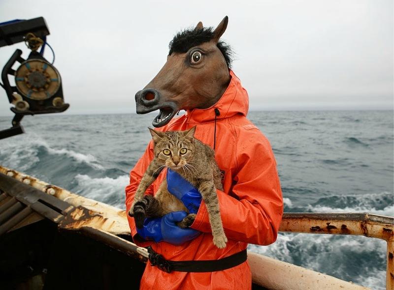 01317 Кори Арнолд. Добыча краба, трески ипалтуса вБеринговом море