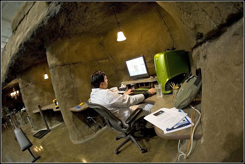 01412 Не просто место работы: Самые необычные офисы