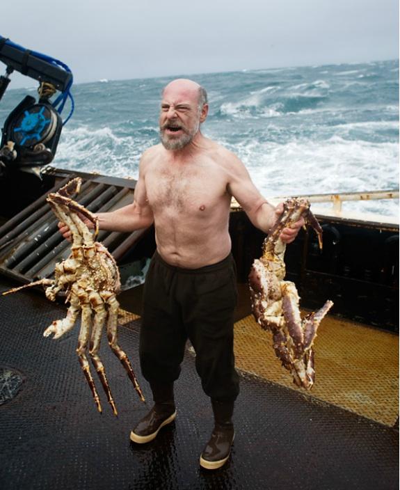 01419 Кори Арнолд. Добыча краба, трески и палтуса в Беринговом море
