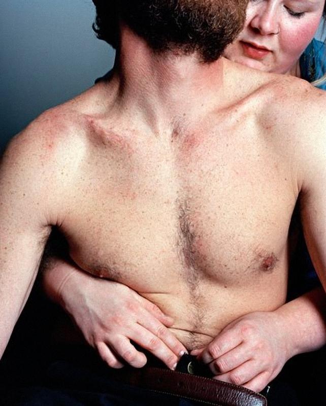 017 Фотограф Джен Дэвис: История человека, запертого в своем теле