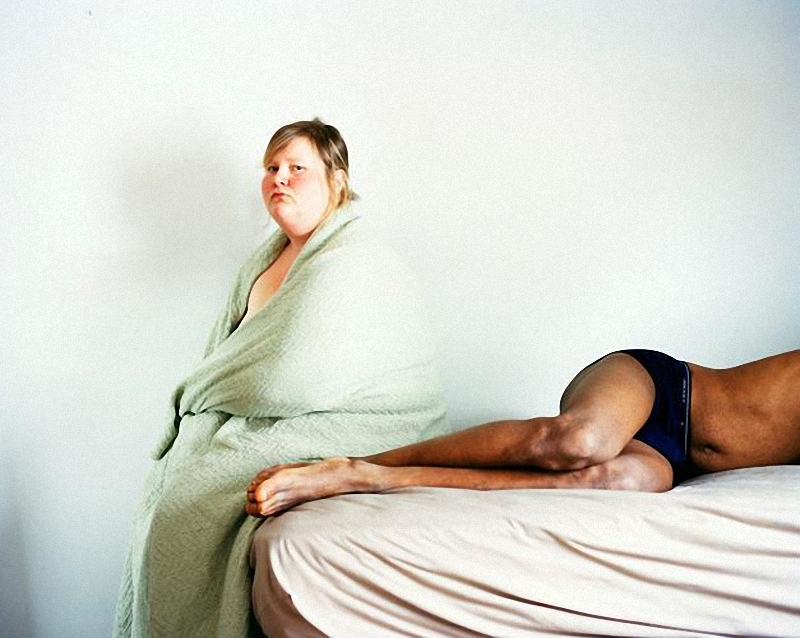 018 Фотограф Джен Дэвис: История человека, запертого в своем теле