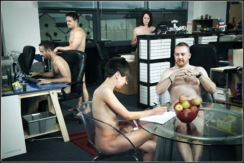 0207 Не просто место работы: Самые необычные офисы