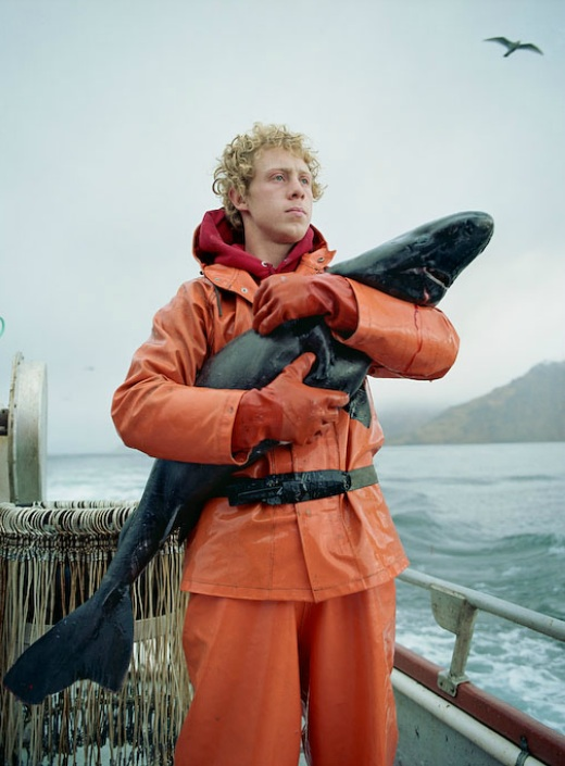 02117 Кори Арнолд. Добыча краба, трески и палтуса в Беринговом море