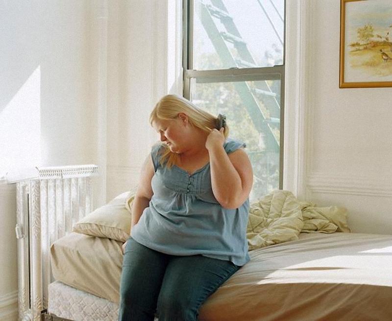 022 Фотограф Джен Дэвис: История человека, запертого в своем теле
