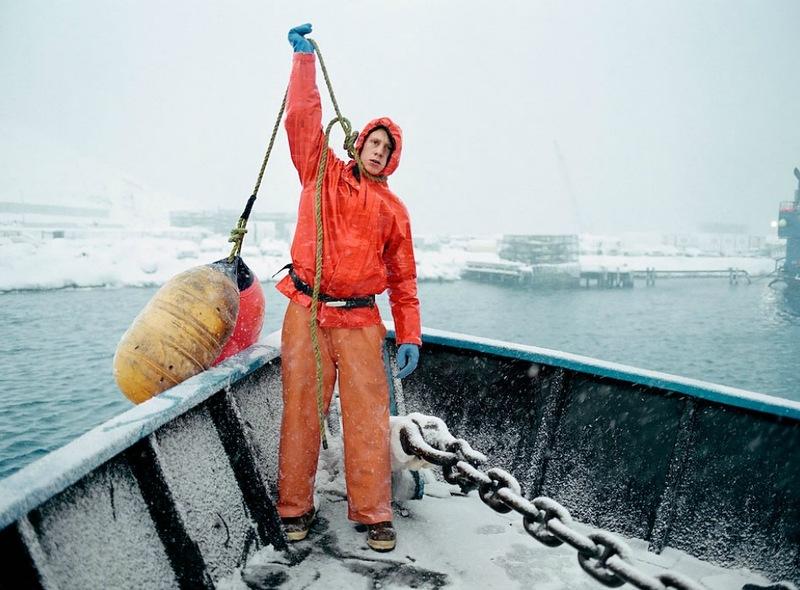 02310 Кори Арнолд. Добыча краба, трески и палтуса в Беринговом море